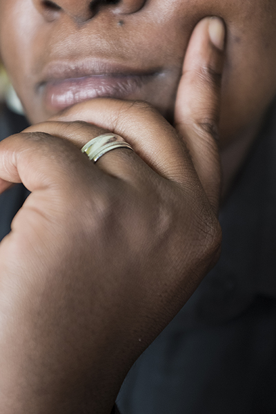 Charles Bandas kärleksring är en tröst i den tuffa zambiska verkligheten.